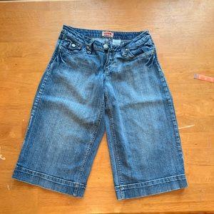 Size 9 No Boundaries Denim Shorts